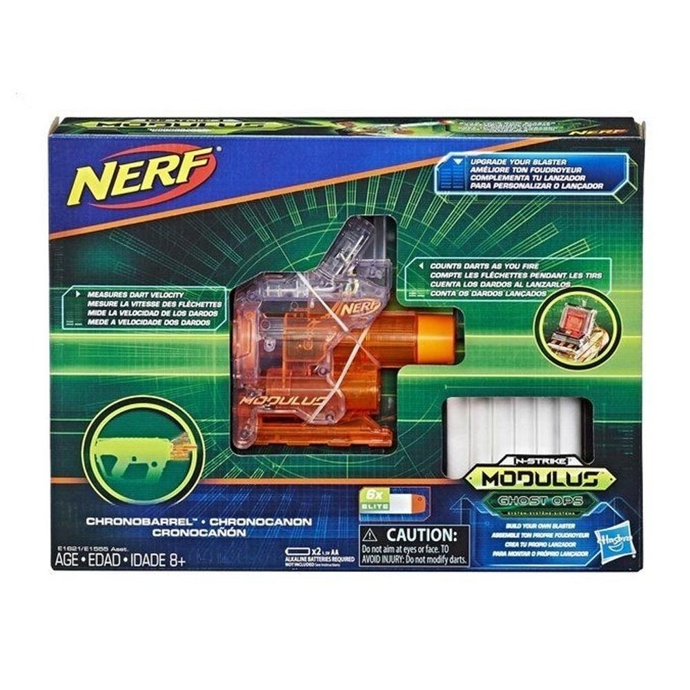 Unisex Çocuk Nerf Modulus Shadow Ops Aksesuar Kiti